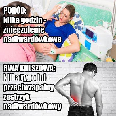 Rwa kulszowa leczenie