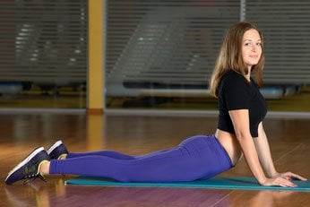 Rwa kulszowa - ćwiczenia