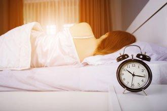 Ból głowy po niewyspaniu