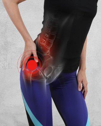 Ból biodra - przyczyny, objawy, badania