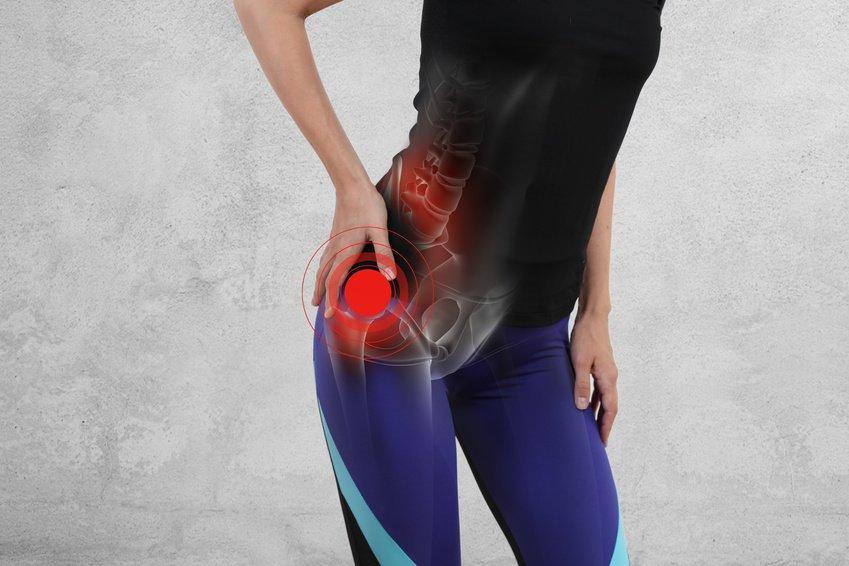 Ból biodra - przyczyny