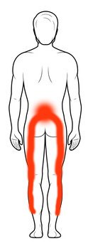 Ból nóg w stenozie lędźwiowej