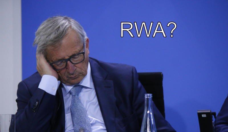 Juncker rwa kulszowa choroba brukselska