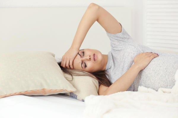 Migrena – ból głowy, pulsujący ból skroni